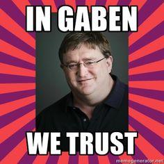 in gaben we trust