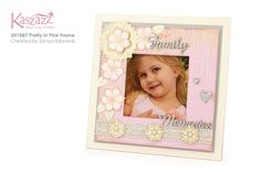 2H1887 Pretty In Pink Frame