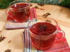 Get Mulled Cranberry Punch Recipe from Food Network