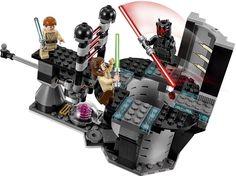LEGO Star Wars 75169 Duel op Naboo - Speel het duel na van het Jedi gevecht tegen de Sith op Naboo. Inclusief de 3 minifiguren Darth Maul, Qui-Gon Jinn en Obi-Wan Kenobi. - Bestel deze online op https://www.olgo.nl