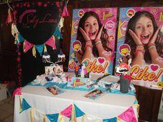 Soy Luna - Spa De Nenas -animación - Karaoke - Esperanza Mia - La Matanza - en MercadoLibre
