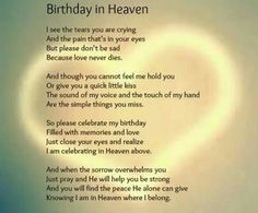 brother birthday in heaven quotes
