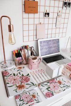 Dicas e truques para decores e organizares o teu home office!