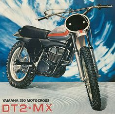 1972 Yamaha DT2-MX | 1972 Yamaha DT2-MX 250 scanned from a b… | Insomnia Cured Here | Flickr