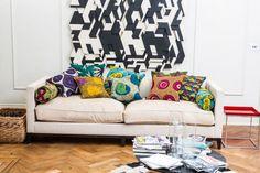 House of Arike est une compagnie londonienne qui s'est spécialisée dans la décoration de luxe réalisée avec des imprimés africains. La créatrice Arike est née au Nigéria et a grandi à Londres. Au travers de ses créations, elle mêle avec beaucoup de goût l'héritage africain avec la culture occidentale pour offrir à ses clients un ...