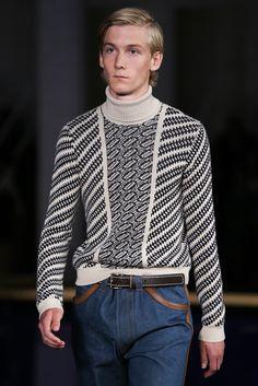 Prada Spring 2015 Menswear - Detail