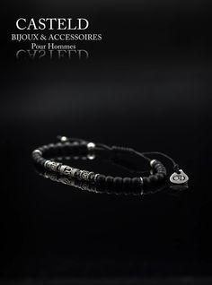 BIJOUX HOMME CASTELD Style et élégance, un design raffiné, rester masculin, le luxe pour Homme... http://www.casteld.com/bracelets-hommes-c102x3203553 #modehomme #bracelet #lifestyle #tendance #madeinFrance #Paris