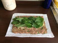 Rollo de carne a la albahaca – Recetas Método Grez Green Beans, Keto Recipes, Catering, Tacos, Food And Drink, Low Carb, Meat, Chicken, Vegetables