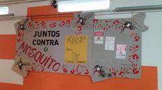 Ginásio Vicente Licínio Cardoso: Juntos contra o Aedes Aegypti