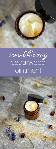 Soothing Cedarwood Ointment