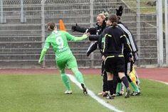 13. März 2012, Frauen-Bundesliga, VfL Wolfsburg vs FC Bayern München 3:0