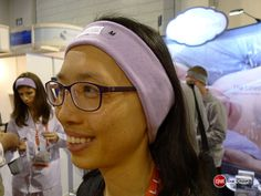 Soft headphones meant for sleeping go wireless