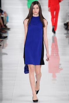 Ralph Lauren Spring 2014 Ready-to-Wear Fashion Show - Gabby Westbrook-Patrick