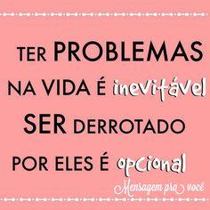 Mensagem pra você.: Sem problemas