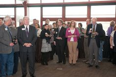 100th Anniversary reception.