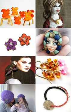 Portraits, 0 24 by Millie Ol on Etsy--Pinned with TreasuryPin.com