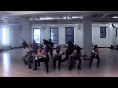 Laure Courtellemont - Bad Inna Dance New York BDC
