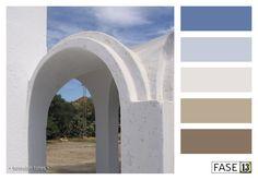 #FASE13.nl #colourinspiration Kleurinspiratie voor je interieur! ~ Tunesian tones