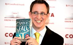 Nathan Filer's Costa-winning The Shock of the Fall is contender for National   Book Awards and copies will be given away to NHS practitioners and patients   in hospitals