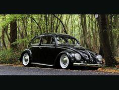 Early VW Bug Oval