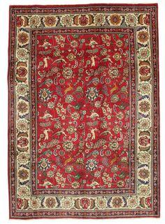 Tabriz-matto 200x283