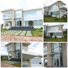 Project in Tirana, by Pespa Group Albania The project is composed by: Facade with cap Pespa System, Coating with Composite , Doors ADS 65 Schüco System, Windows Schüco System ASS 50 & Schüco System AVS 65 , Shelter in aluminum structure + glass, Balustrade wall glass system & horizontal system.