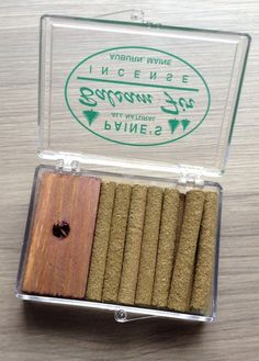 Bespoke Post Review & Coupon – October 2014 Incense Paine Products All Natural Balsam Fir Incense – Value $4