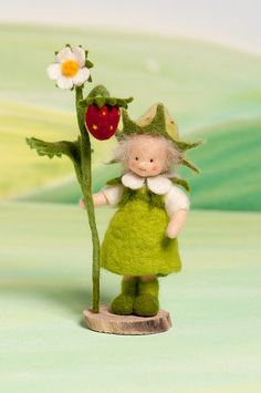 strawberry fairy-3 | Flickr - Photo Sharing!