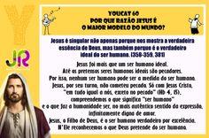 Youcat| Por que razão Jesus é o maior modelo do mundo? #Youcat60