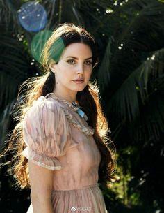Lana Del Rey - 2017 Revista