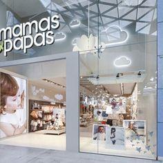 Digital Innovation In New Mamas U0026 Papas Store   Retail Design World
