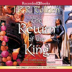 The Return of the King: Book Three in the Lord of the Rings...: The Return of the King: Book Three in the Lord of the… #SciFiampFantasy