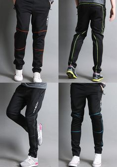 Unisex Athletics tracksuit pants outdoor sports jogging hiking trousers for men