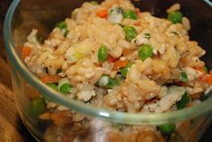Chicken Fried Rice Recipe - (4 Points +)   Great website for Weight Watcher recipes!