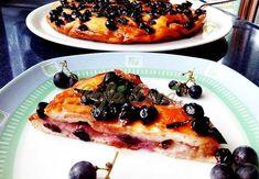 Placinta cu struguri – Schiacciata all uva Vegetable Pizza, Healthy Recipes, Healthy Food, Vegetables, Healthy Foods, Healthy Eating Recipes, Vegetable Recipes, Healthy Eating, Healthy Food Recipes