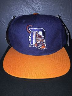 9a445abd27359 Vintage Detroit tigers hat new with tags