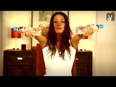 Pilates Übungen für starke Arme: Ganz ohne Hanteln - Fit in 5 Minuten