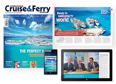 International Cruise & Ferry Review Winter 2014 issue