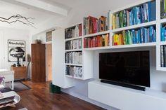 Home Pride: Rainbow-Hued Rooms
