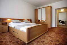 Ložnice po využití služby Home Staging
