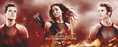 Hunger Games / Catching Fire / Peeta / Katniss / Finnick
