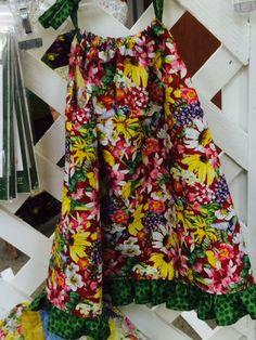Pillow Cases Dress 2014 Shop Hop Fabric