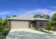 GJ Gardner Home Designs: Turoc 231. Visit www.localbuilders.com.au/builders_victoria.htm to find your ideal home design in Victoria
