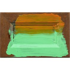 Howard Hodgkin I Meadow Figure Painting, Painting & Drawing, Abstract Expressionism, Abstract Art, Howard Hodgkin, Diy Artwork, Art Friend, Contemporary Paintings, Painting Inspiration