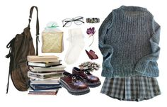 """""""schoolyard"""" by paper-freckles ❤ liked on Polyvore featuring Monsoon and AllSaints"""