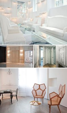 VILLA BISONO — MAURENICE BISONO- Maison Martin Margiela Hotel La Masion Des Centraliens
