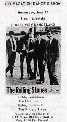 Ad for the Rolling Stones show.
