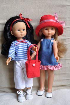 Vêtements  pour poupée 33 cm compatibles Chéries Corolle