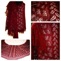 My_love_collage faroese shawl