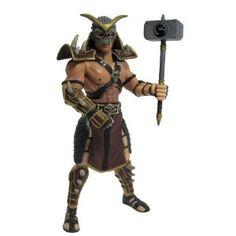 "Mortal Kombat Deluxe 7.5"" Shao Kahn"